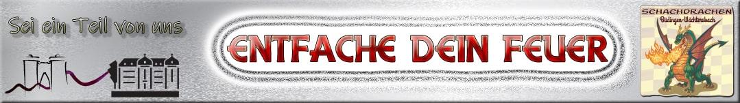 Schachdrachen Büdingen-Wächtersbach Logo